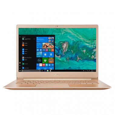 Laptop Acer Swift 5 Air Edition SF514-52T-811W - Vàng đồng