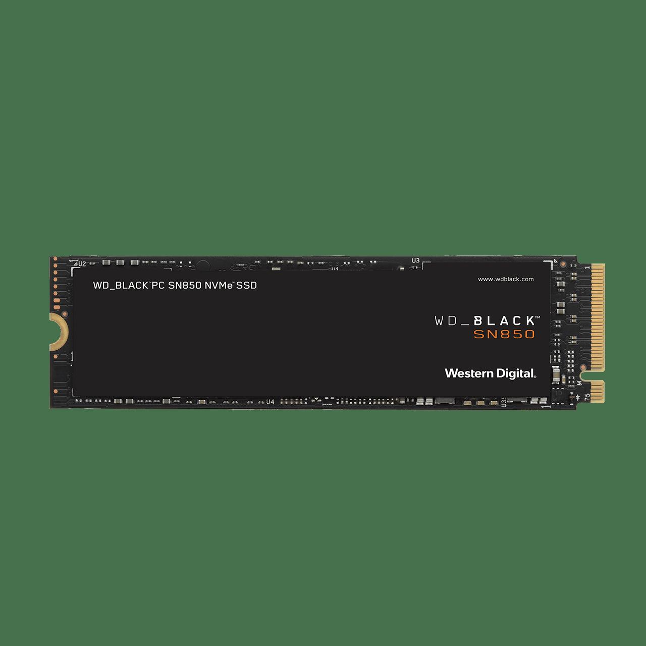 SSD WD SN850 1TB M.2 PCIe NVMe (Gen 4)