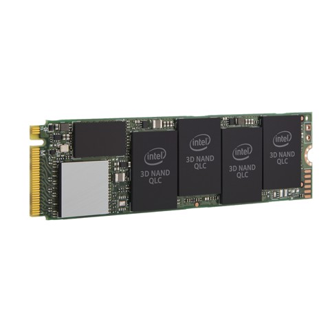 Intel® SSD 660p QLC 512GB