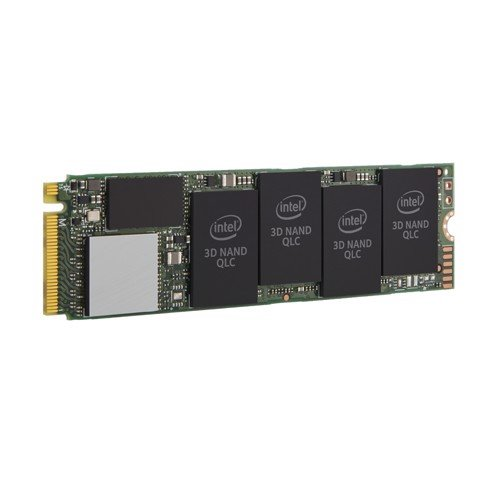 Intel® SSD 660p QLC 512GB M.2 NVMe