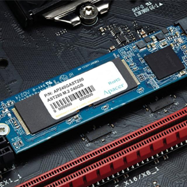 SSD APACER AST280 M.2 SATA III 120GB