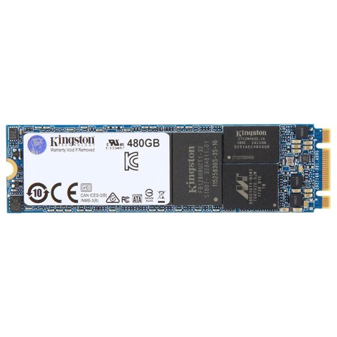 SSD KINGSTON SUV500M8 480GB M.2 2280 SATA 3