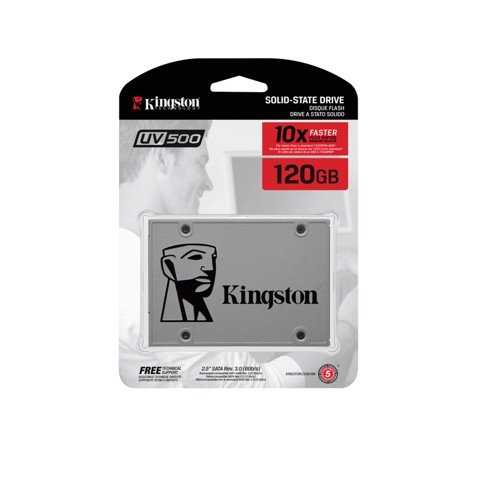SSD Kingston UV500 120GB 2.5