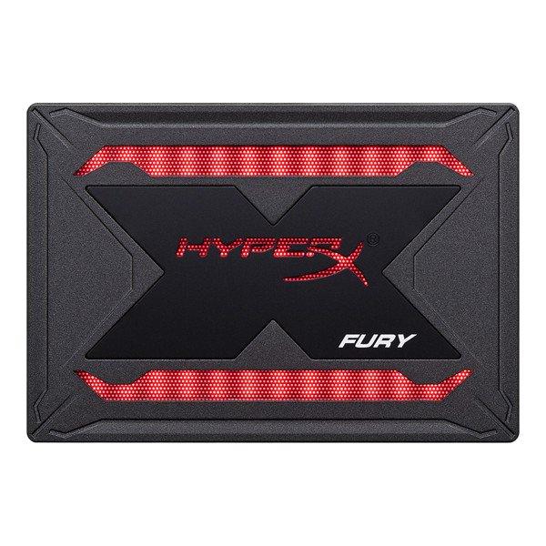 SSD Kingston HyperX Fury RGB 480GB 2.5 inch SATA III