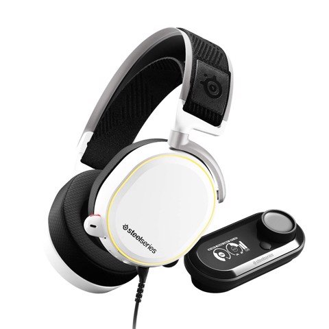 Tai nghe SteelSeries Arctis Pro + GameDAC White Edition