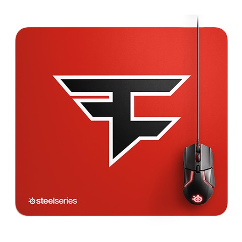 Lót chuột Steelseries QcK FAZE CLAN EDITION
