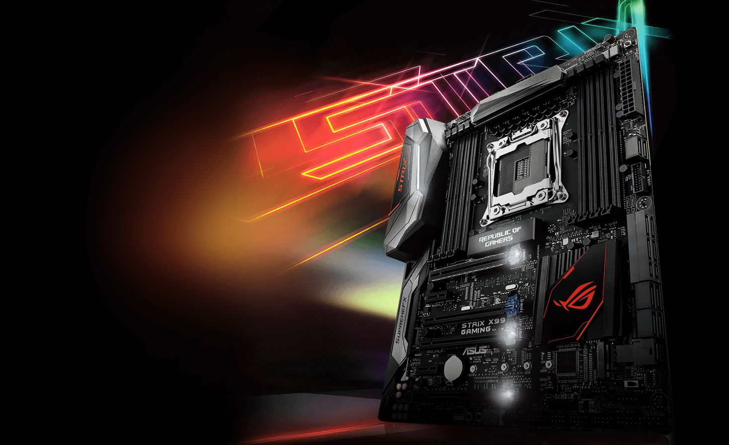 Mainboard ASUS STRIX X99 Gaming