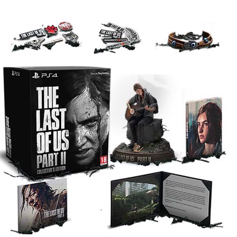 Đĩa game The Last of Us Part II: Collector's Edition