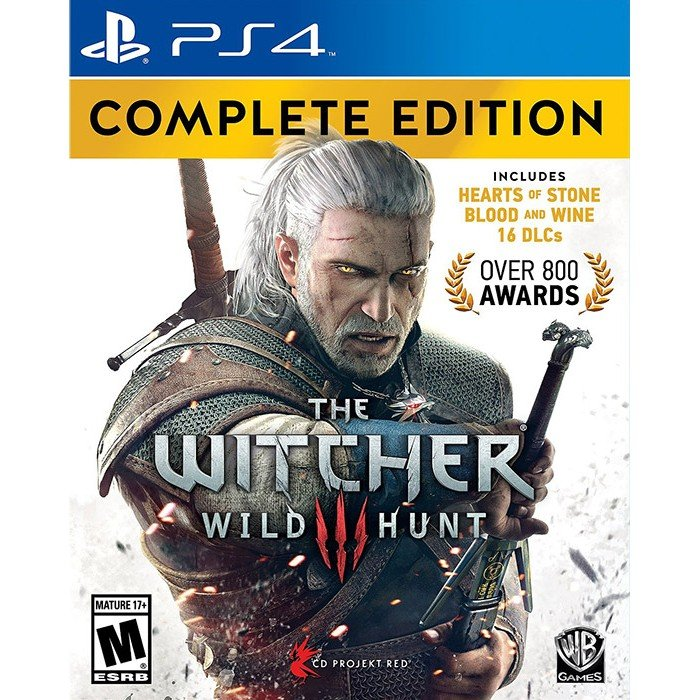 The Witcher 3: Wild Hunt Complete Edition - US