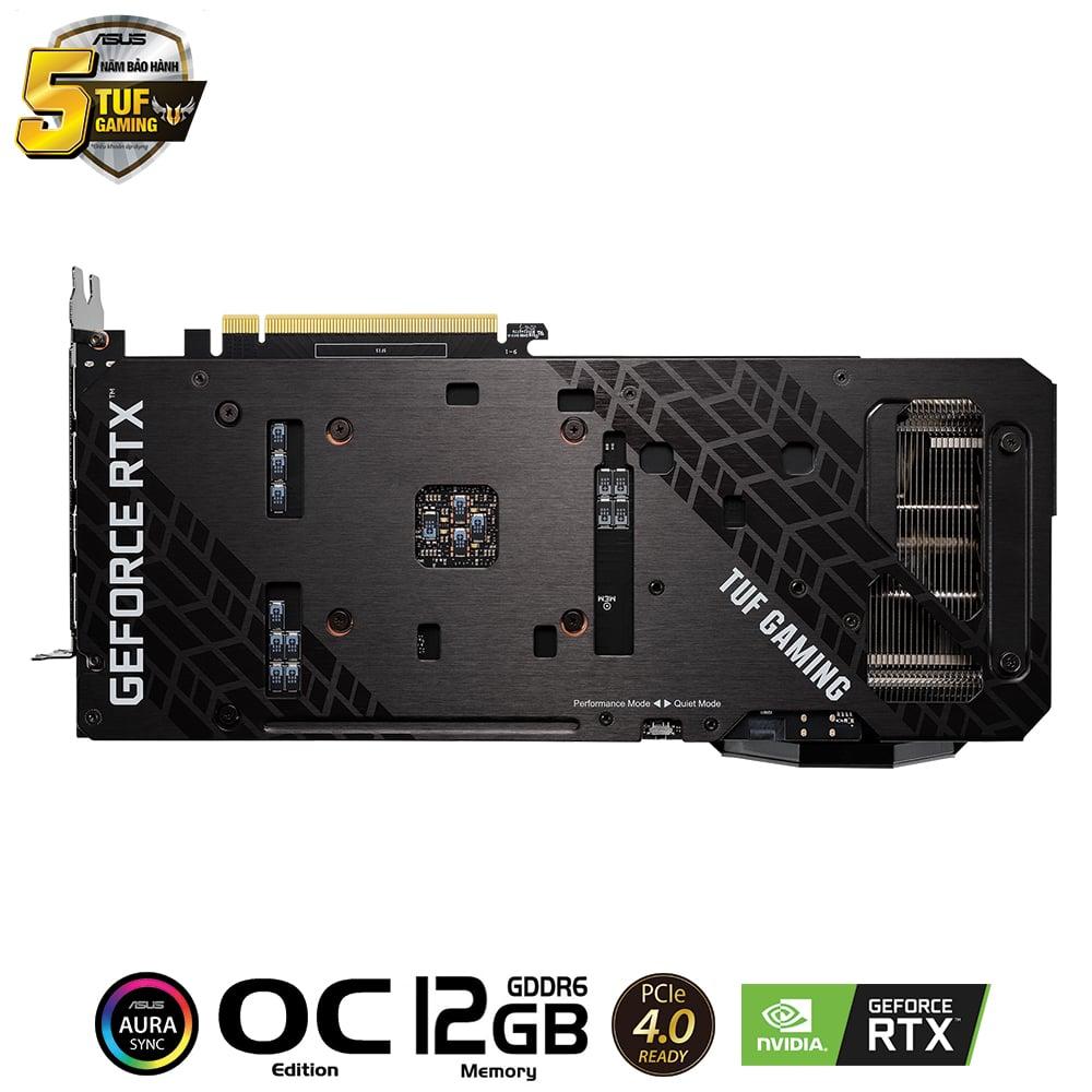 ASUS TUF Gaming GeForce RTX 3060 O12G