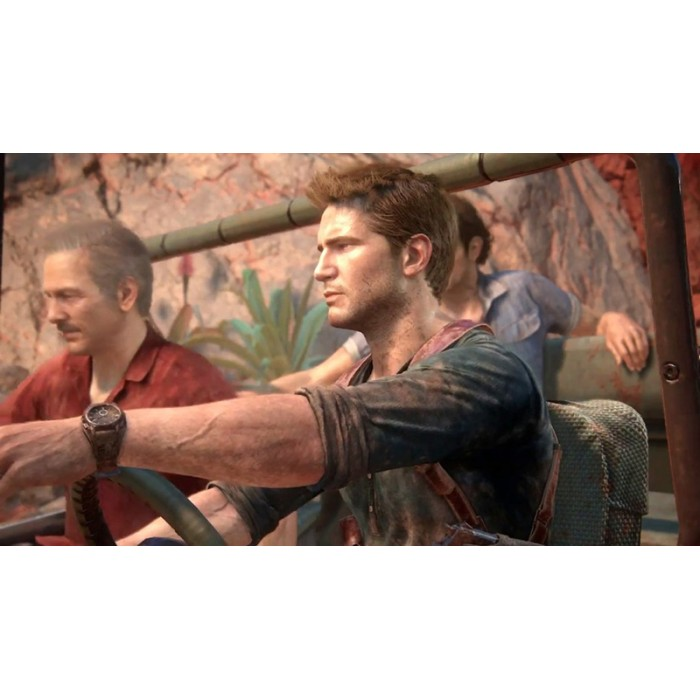 Uncharted 4: A Thief's End - US