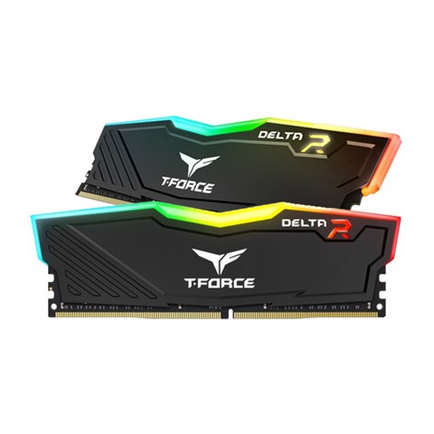 (16GB DDR4 2x8G 3000) TFORCE DELTA RGB BLACK/White