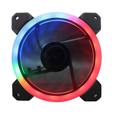 Fan LED 1st Player R1 120mm RGB