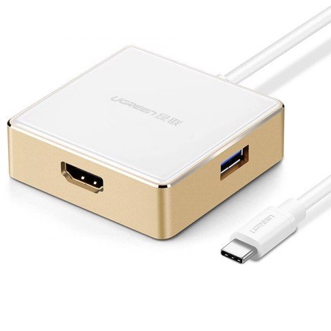 UGreen USB-C to HDMI Multiport Adapter - US183