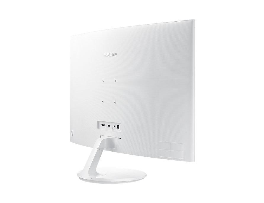 "(VA 32"" ) Samsung 32 inch C32F391FWE Cong/White"