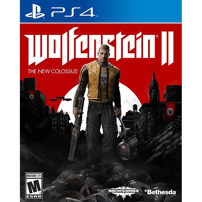 Wolfenstein II: The New Colossus - US