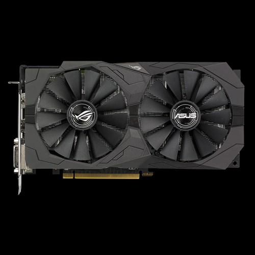 ASUS ROG STRIX RADEON RX 570 OC EDITION 4GB