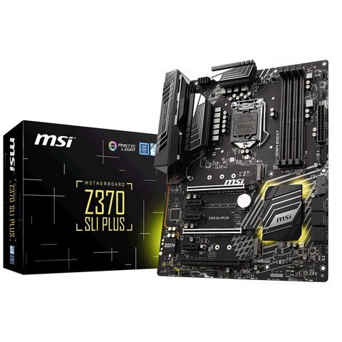 MSI Z370 SLI PLUS LGA1151V2