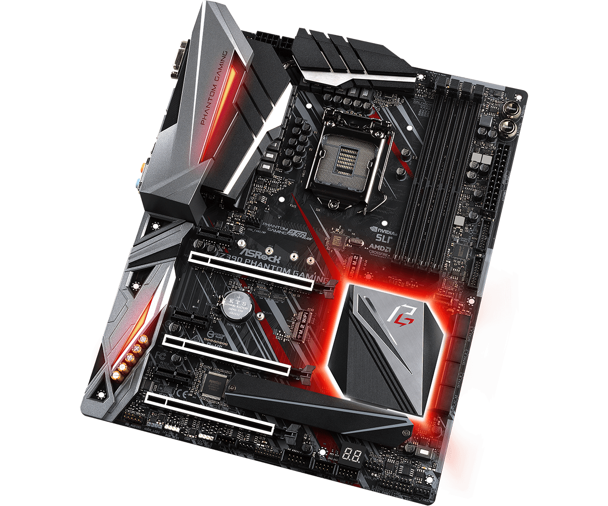 ASROCK Z390 Phantom Gaming 6 LGA1151V2