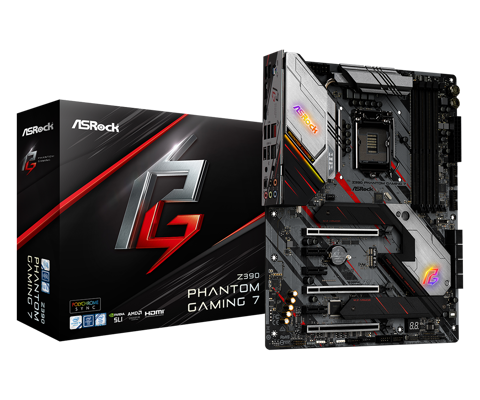 ASROCK Z390 Phantom Gaming 7 LGA1151V2