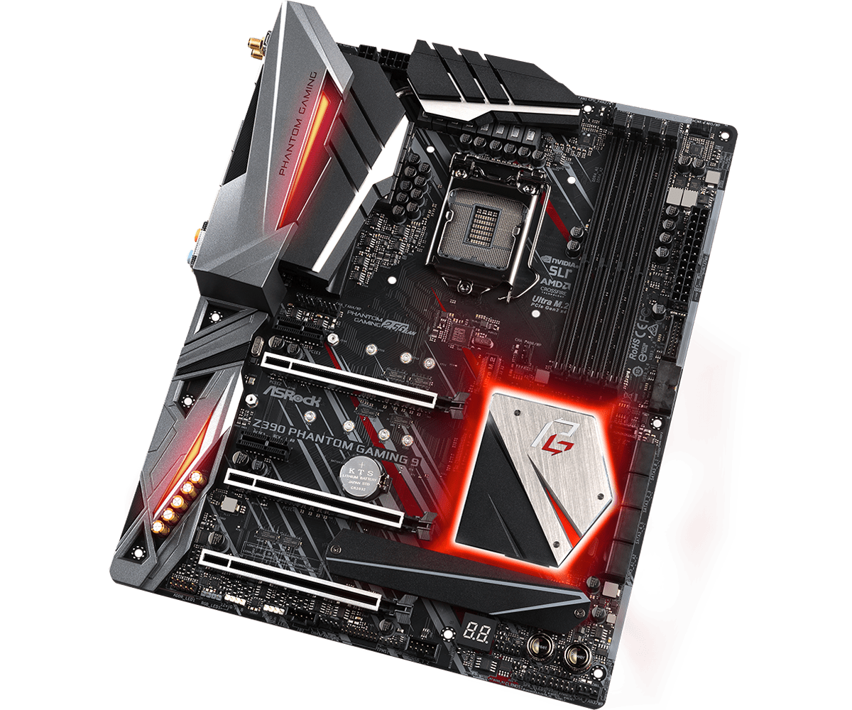 ASROCK Z390 Phantom Gaming 9 LGA1151V2