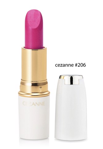 son cezanne LASTING LIP COLOR N - #206