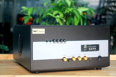 Âm ly A1100 (1100w) Goldsound