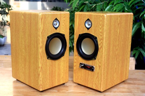 Loa hifi W86 bluetooth Goldsound