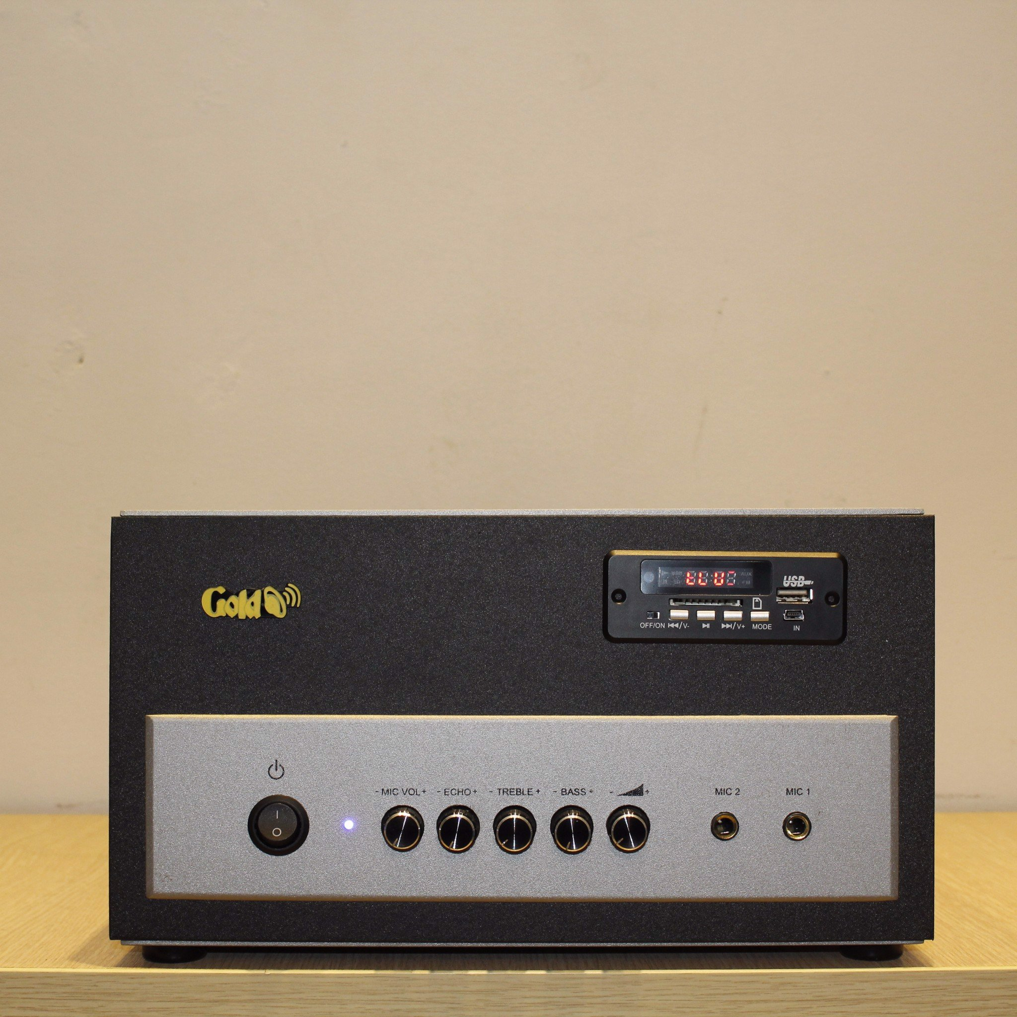 Ampli Gold4cafe A400 - 400W
