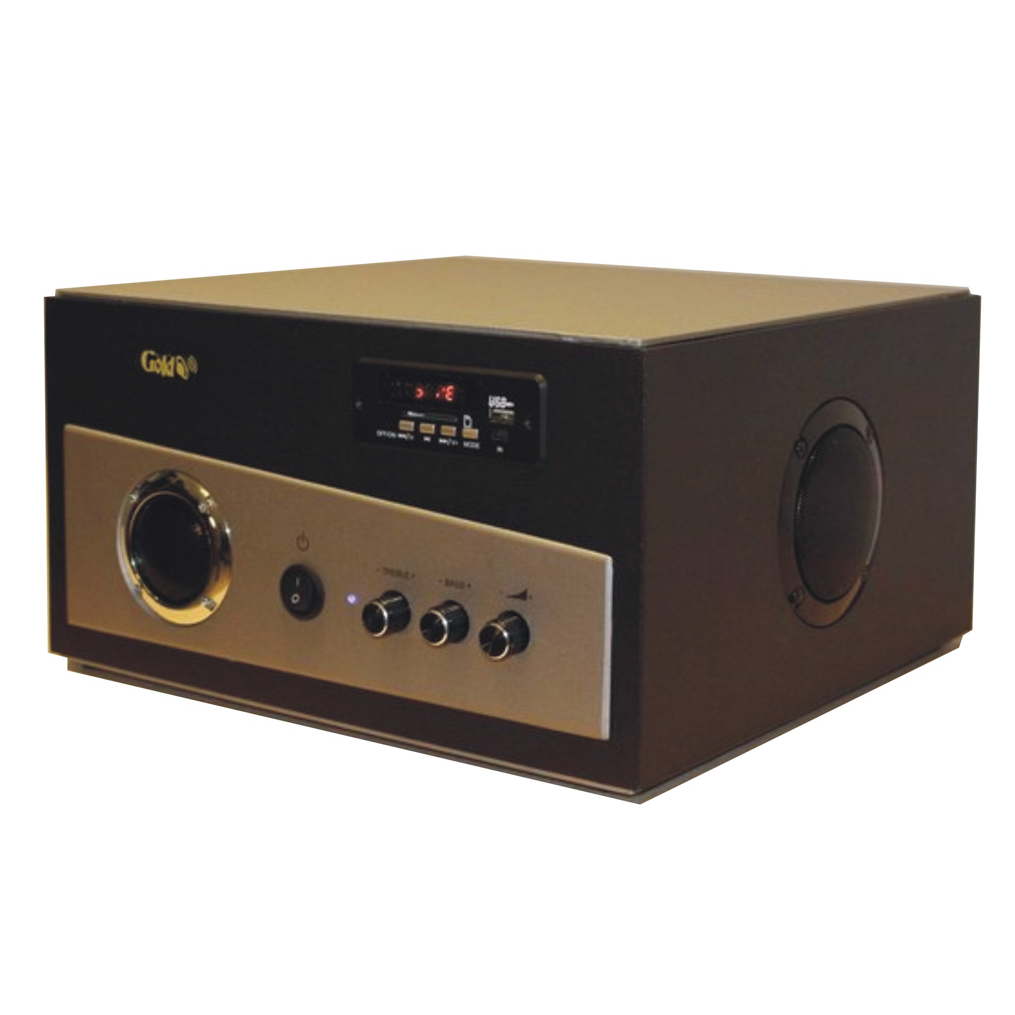 Ampli Gold4cafe A150-Bluetooth