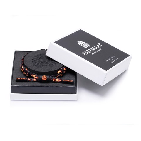 Rastaclat Flames, Men's Braided