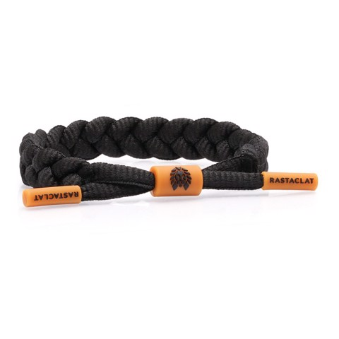 Rastaclat Gum Black, Women's Braided