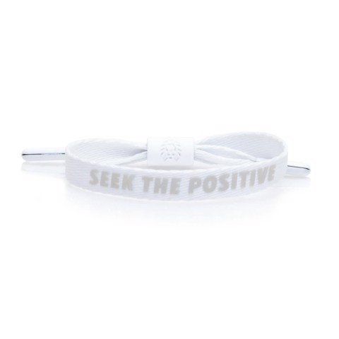 Rastaclat Seek The Positive - White