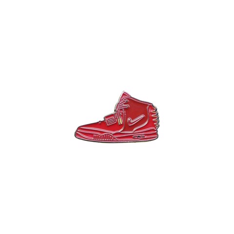 Rocky Inc Pin, Air YZY Red October