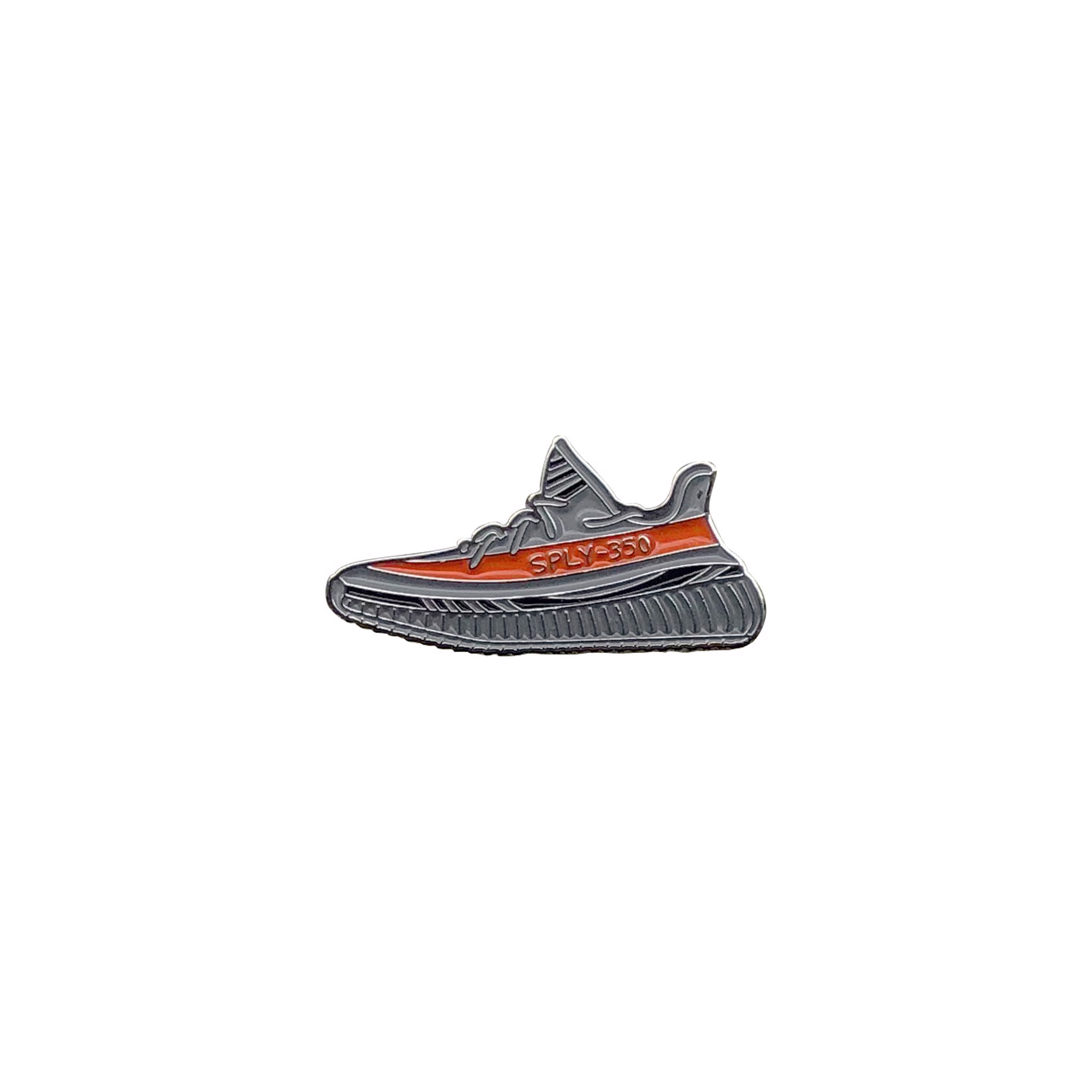 Rocky Inc Pin, YZY Boost 350 Beluga