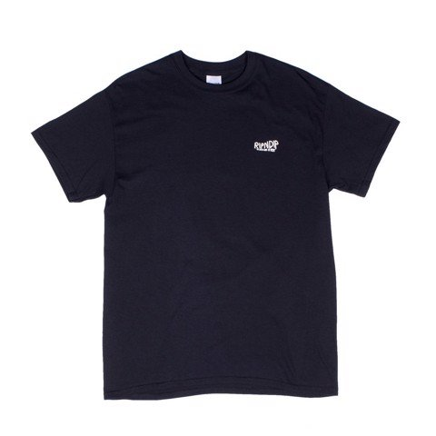 RIPNDIP, Great Wave T-Shirt Black