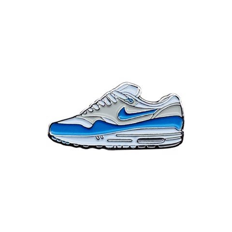 Rocky Inc Pin, AM1 OG Blue