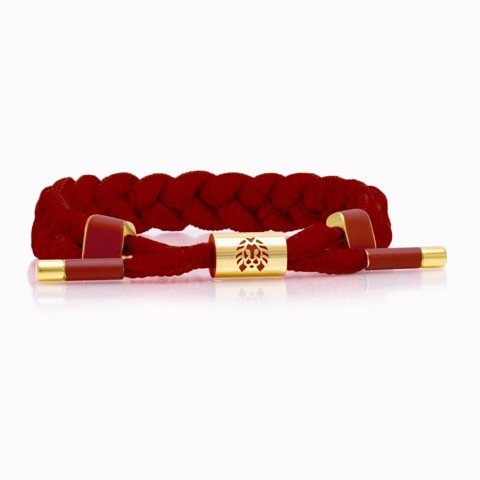 Rastaclat Garnet, Men's Braided