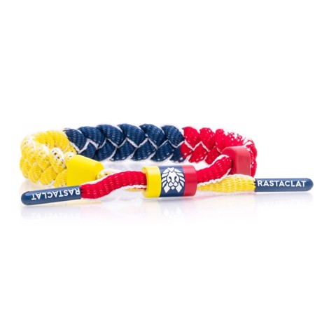 Rastaclat Primary Look, Men's Braided