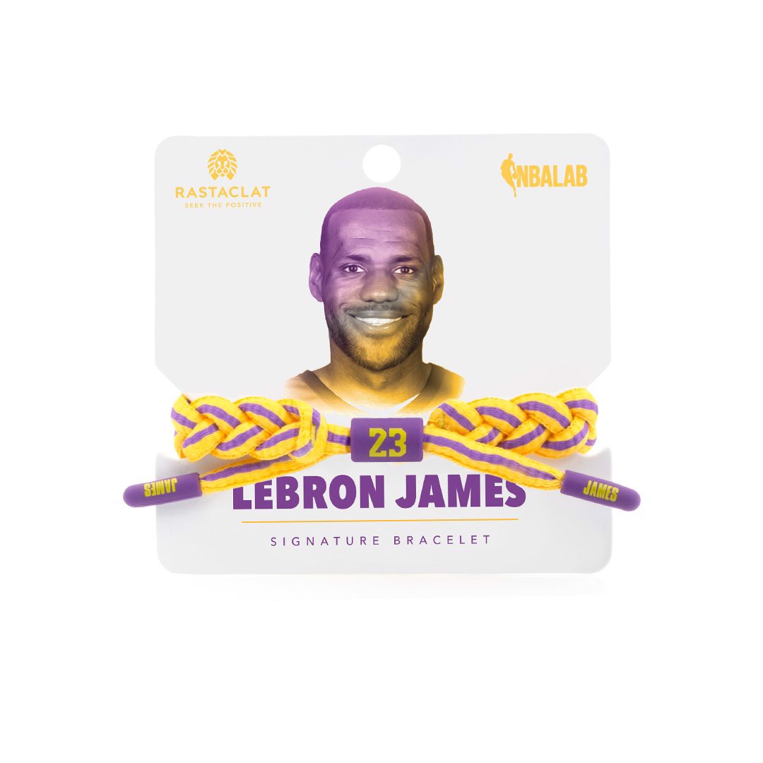 Rastaclat Lebron James LA