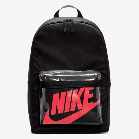 Heritage 2.0 Backpack Black/Red