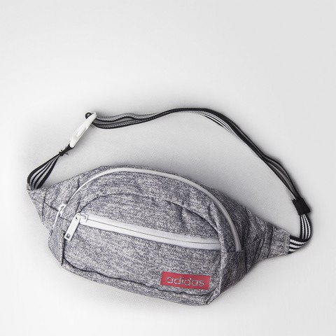 Originals National Waist Bag Grey