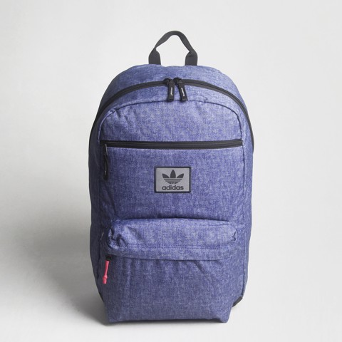 Originals National Backpack Blue Denim