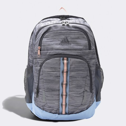 Adidas Prime V Backpack GREY/ONIX/GLOW BLUE