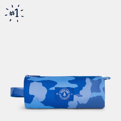 Highfield Small Woodland Camo Blue