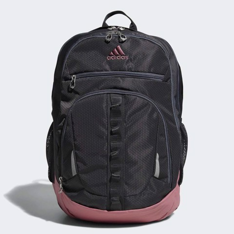Prime IV Backpack Carbon/Trace Maroon Pink/Onix
