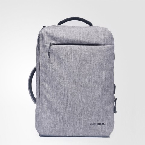 Poseidon Almighty 3in1 Backpack Grey