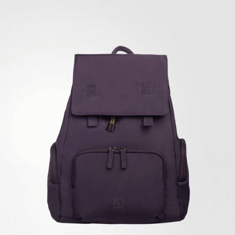 Macro Backpack Purple size M