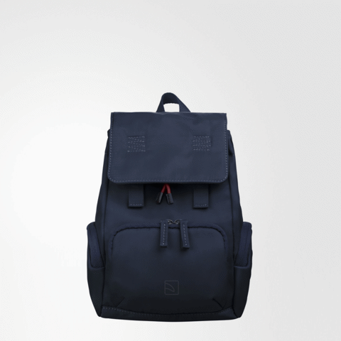 Micro Backpack Dark Blue size S