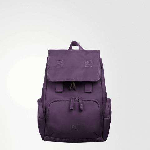 Micro Backpack Acid Purple S